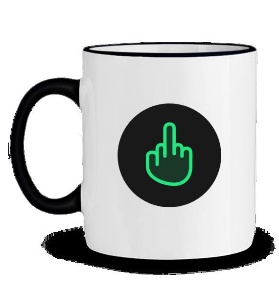 mug black noir foutu code