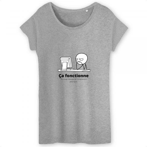 Ça fonctionne T-shirt femme