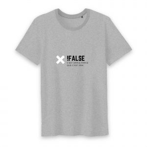 Not False T-shirt homme
